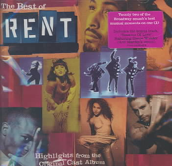 BEST OF RENT (CD)